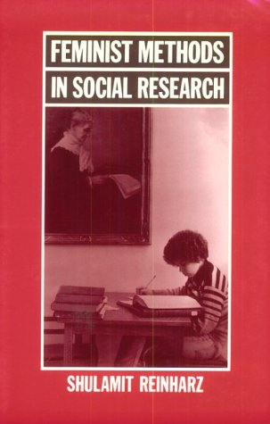 Feminist Methods in Social Research   1992 edition cover