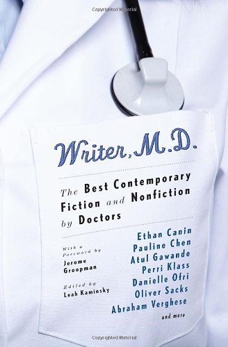 Writer, M. D. The Best Contemporary Fiction and Nonfiction by Doctor  2012 edition cover