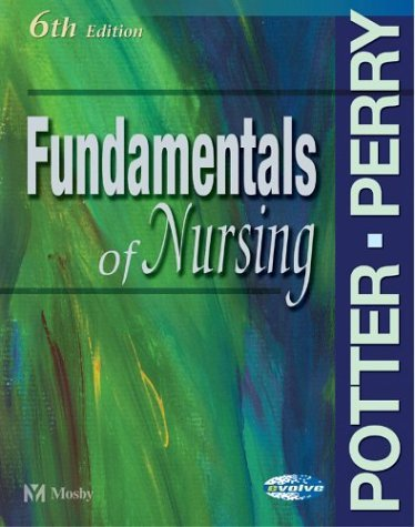 Fundamentals of Nursing  6th 2005 (Revised) edition cover