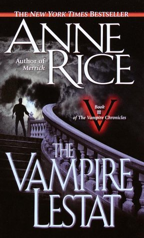 Vampire Lestat   1985 edition cover