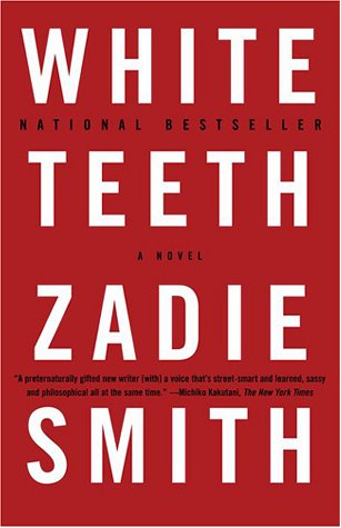 White Teeth   2000 (Reprint) 9780375703867 Front Cover