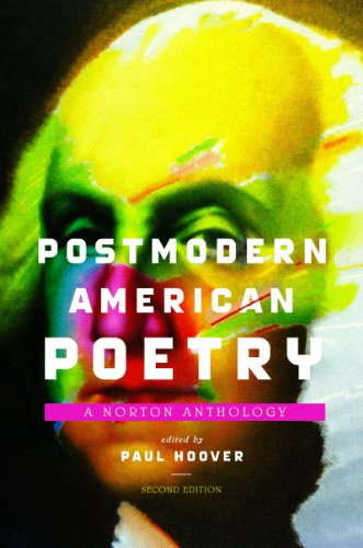 Postmodern American Poetry  2nd 2013 edition cover