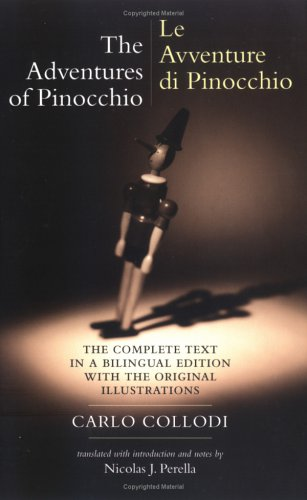 Adventures of Pinocchio  2nd 2005 9780520246867 Front Cover