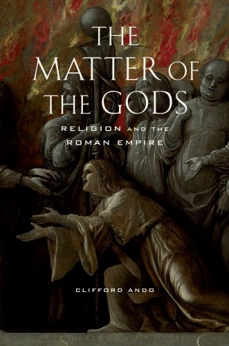 Matter of the Gods Religion and the Roman Empire  2009 edition cover