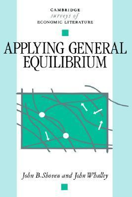 Applying General Equilibrium   1992 edition cover