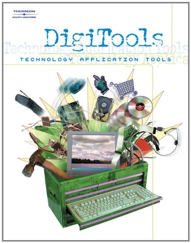 DigiTools Digital Communication Tools  2004 9780538434867 Front Cover