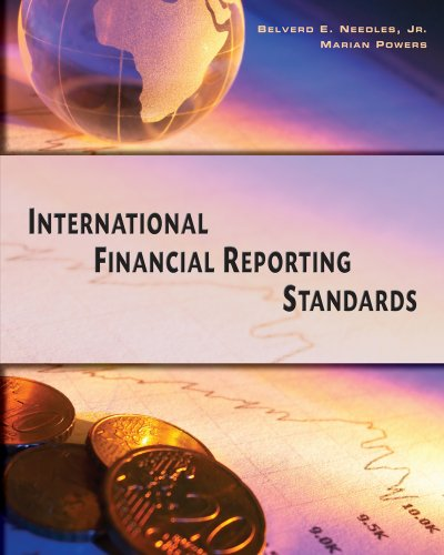 International Financial Reporting Standards   2010 9780538744867 Front Cover