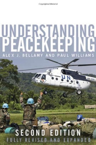 Understanding Peacekeeping  2nd 2010 edition cover