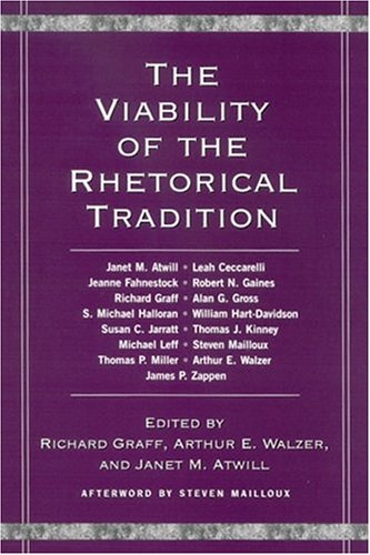 Viability of the Rhetorical Tradition   2005 edition cover