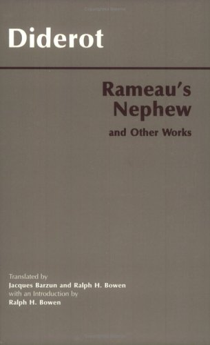 Rameau's Nephew and Other Works   2001 (Reprint) edition cover