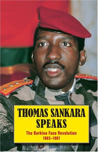 Thomas Sankara Speaks The Burkina Faso Revolution 1983-1987 2nd 2007 (Expanded) edition cover