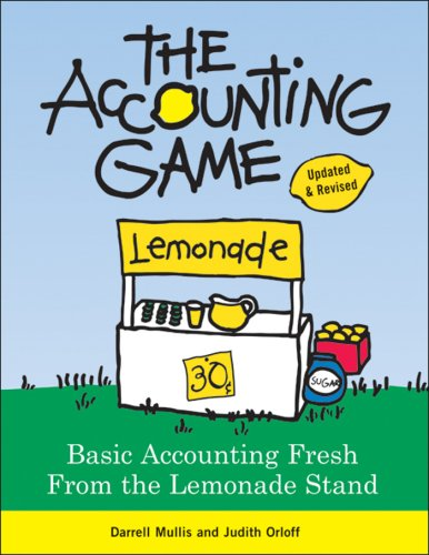 Accounting Game Basic Accounting Fresh from the Lemonade Stand 2nd edition cover