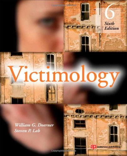 Victimology  6th 2011 (Revised) edition cover