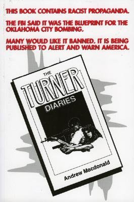 Turner Diaries  2nd 2003 (Reprint) edition cover