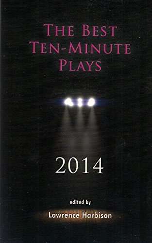 Best Ten-Minute Plays 2014   2014 edition cover