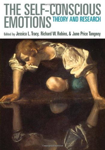 Self-Conscious Emotions Theory and Research  2007 edition cover