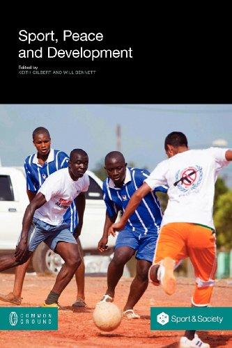 Sport, Peace, and Development   2012 edition cover