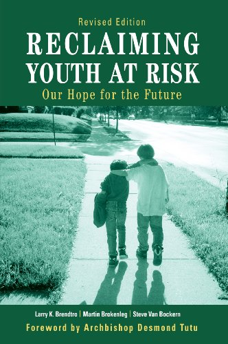 Reclaiming Youth at Risk Our Hope for the Future  2002 (Revised) edition cover