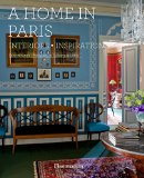 Home in Paris Interiors, Inspiration  2014 9782080201867 Front Cover