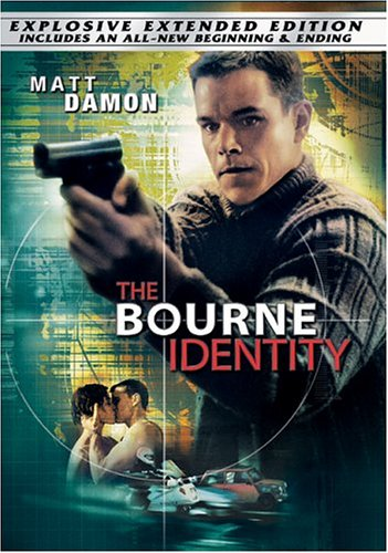 The Bourne Identity (Widescreen Extended Edition) System.Collections.Generic.List`1[System.String] artwork