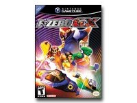 F-Zero GX GameCube artwork