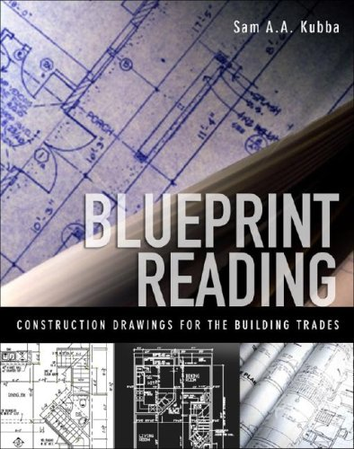 Blueprint Reading Construction Drawings for the Building Trades  2009 edition cover