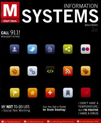 M - Information Systems  2nd 2013 edition cover