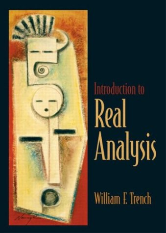 Introduction to Real Analysis   2003 edition cover
