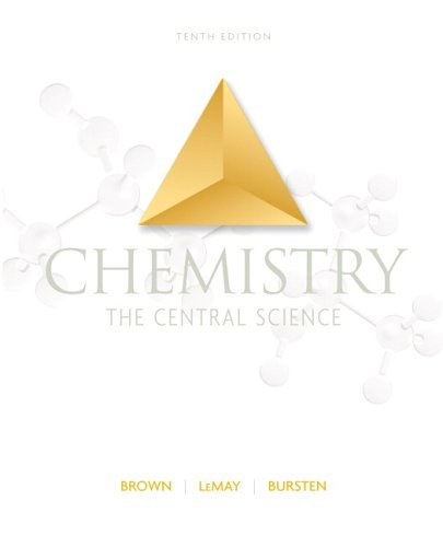 Chemistry The Central Science 10th 2006 edition cover