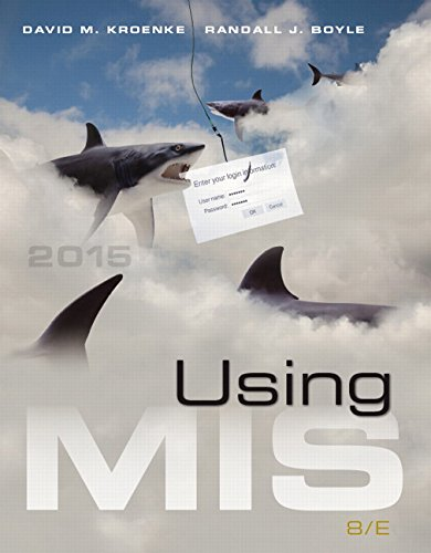 Using Mis:   2015 edition cover