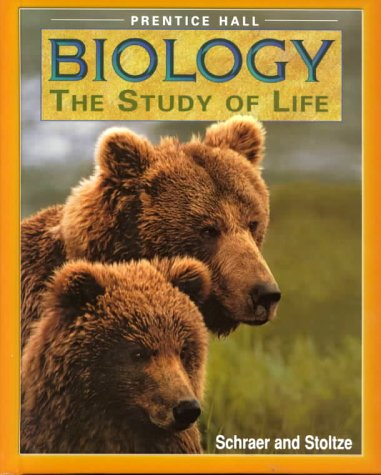 Biology : The Study of Life 1st 1999 (Student Manual, Study Guide, etc.) edition cover