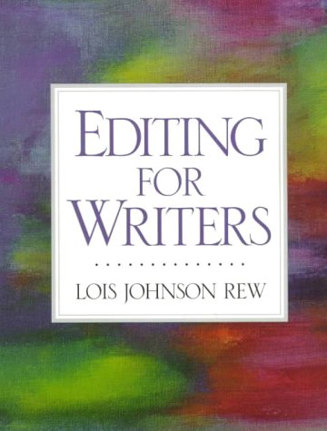 Editing for Writers   1999 edition cover