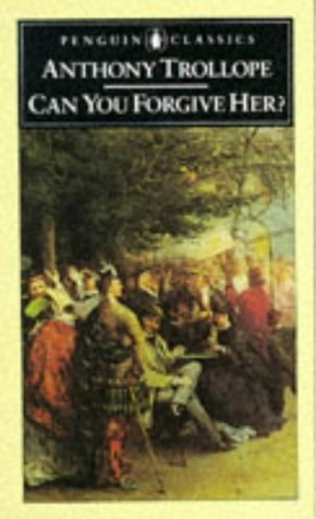 Can You Forgive Her?   1972 edition cover