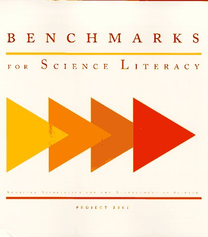 Benchmarks for Science Literacy   1993 (Reprint) 9780195089868 Front Cover