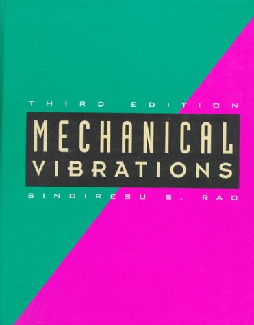 Mechanical Vibrations  3rd 1995 edition cover
