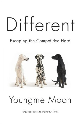 Different Escaping the Competitive Herd  2011 edition cover