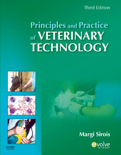 Principles and Practice of Veterinary Technology  3rd 2010 edition cover