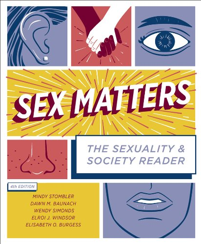 Sex Matters: The Sexuality and Society Reader  2013 edition cover