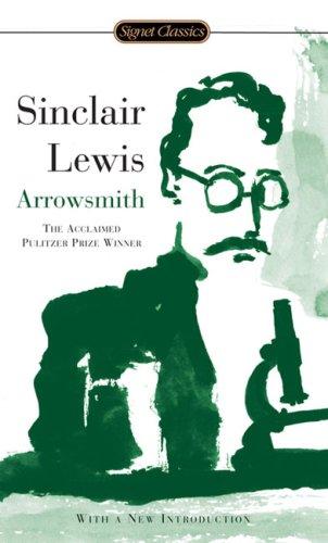 Arrowsmith  N/A edition cover