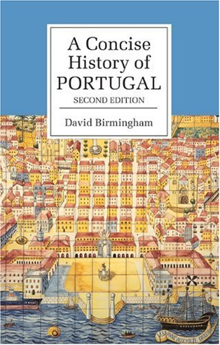 Concise History of Portugal  2nd 2003 (Revised) edition cover