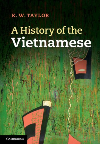 History of the Vietnamese   2013 9780521875868 Front Cover