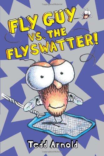 Fly Guy vs. the Flyswatter!   2011 9780545312868 Front Cover