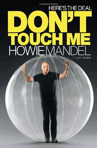 Here's the Deal Don't Touch Me  2009 edition cover