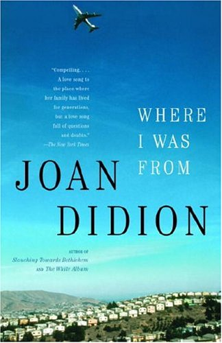 Where I Was From  N/A edition cover