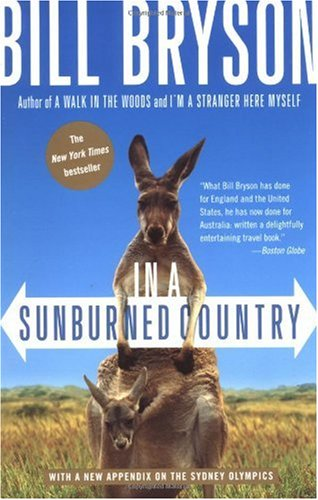 In a Sunburned Country   2001 (Reprint) edition cover