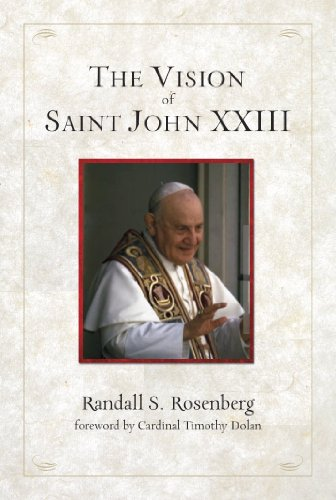 Vision of Saint John XXIII   2014 edition cover