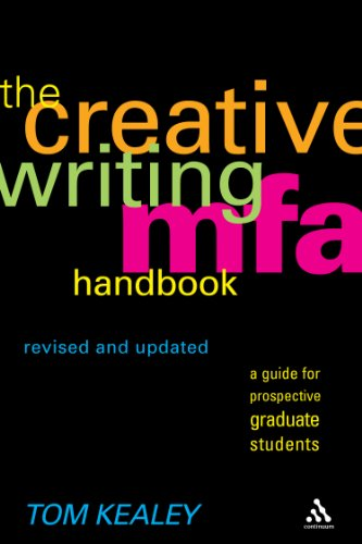 Creative Writing MFA A Guide for Prospective Graduate Students 2nd 2008 (Revised) edition cover