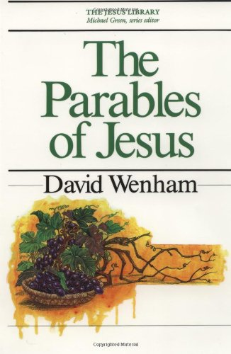 Parables of Jesus  Reprint  edition cover