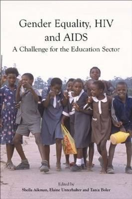 Gender Equality, HIV, and AIDS A Challenge for the Education Sector  2008 edition cover