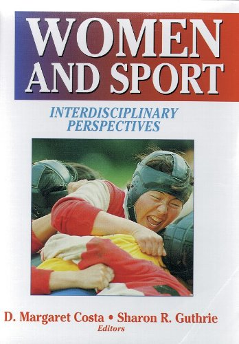 Women and Sport Interdisciplinary Perspectives  1994 edition cover